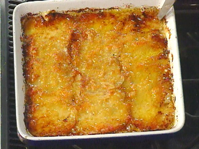 Apple and Potato Gratin from FoodNetwork.com...made this last fall and ...