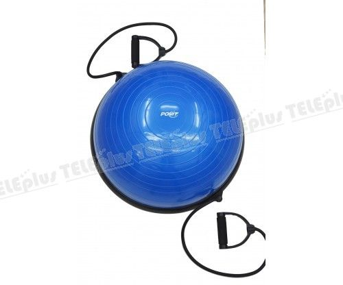 Povit Bosu Ball Egzersiz Topu - Bosu ball üzerinde çalışırken hem dengenizi kontrol etmeyi öğrenir hem de karın,bacak,kol ve basen bölgenizi çalıştırabilirsiniz. - Price : TL333.00. Buy now at http://www.teleplus.com.tr/index.php/povit-bosu-ball-egzersiz-topu.html
