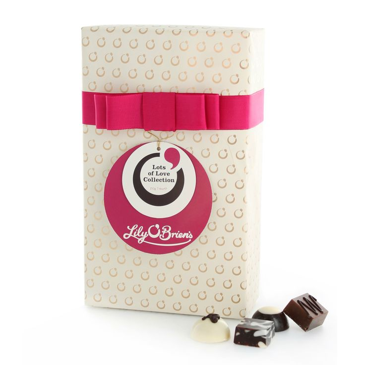 Petit Indulgence Collection, 24 Chocolates, 235g available at LilyOBriens.ie