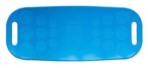 Simply Fit 30046 The Abs Legs Core Workout Balance Board (Blue) - Simply Fit board - the workout board with a twist - the fun, easy way to engage your core and get fit in minutes a day! the product that Lori greiner found, available in: Blue