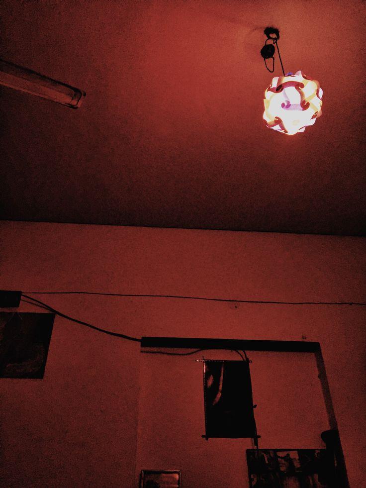 Psychedelik wall hanging. #decor #psychedelik #morningvibes #vscocam #cafe38