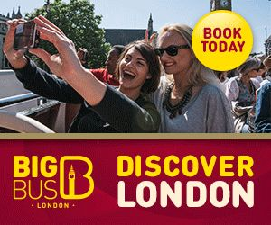 London Sightseeing Bus Tours | Open Top Hop on Hop off Bus Tours