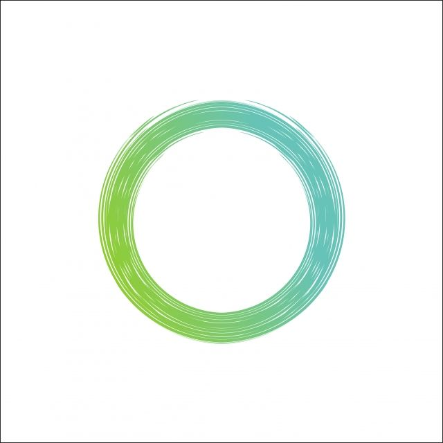 Abstract Shining Green Circle Modern Frame Logo Vector Logo Icons Circle Icons Green Icons Png And Vector With Transparent Background For Free Download Frame Logo Green Circle Logo Modern Frames