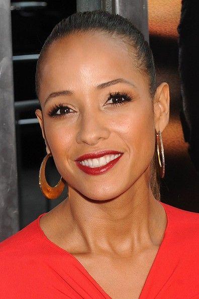 Dania Ramirez False Eyelashes - Makeup Lookbook - StyleBistro