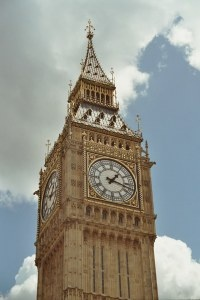 Big Ben.... a must see in London!
