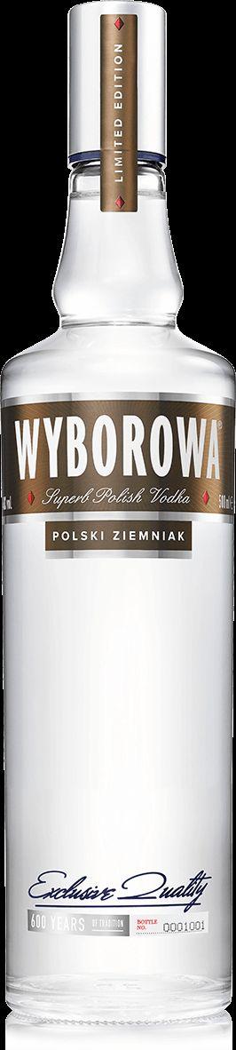Wyborowa - Ikona wsród polskich wódek