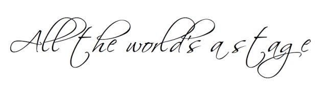 Verfijnd typografie
