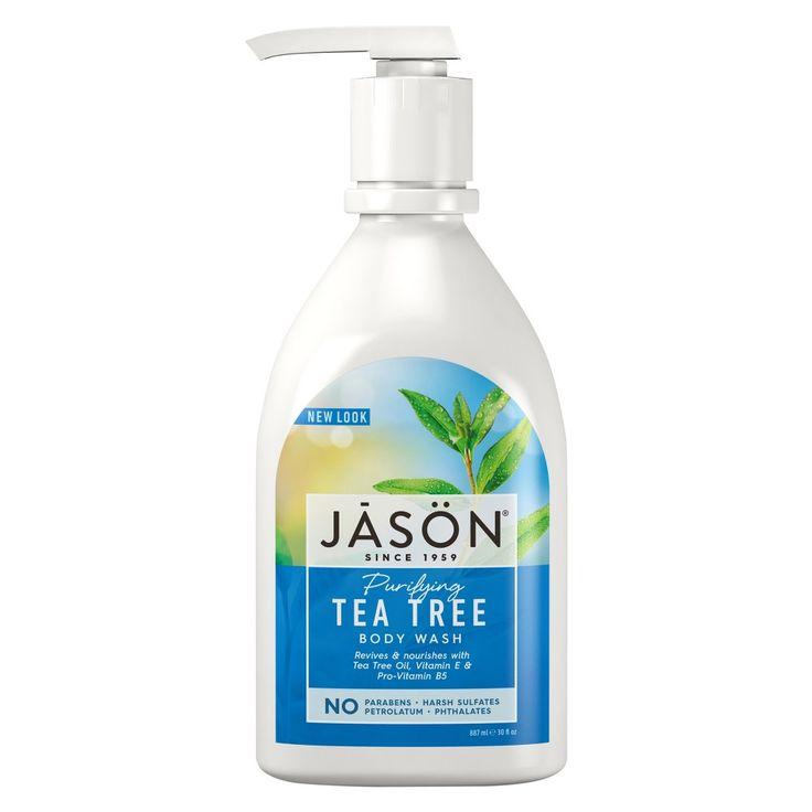 Jason Purifying Tea Tree Body Wash- 30oz