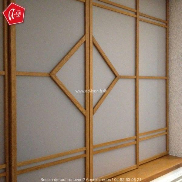 les 189 meilleures images du tableau cloison japonaise coulissante et porte sur pinterest. Black Bedroom Furniture Sets. Home Design Ideas