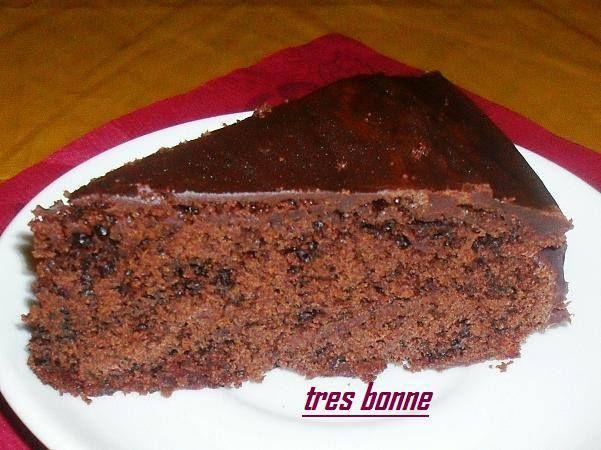 Mud cake al cioccolato ricetta