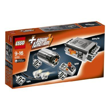 Lego 8293 - Technic Power Functions Tuning-Set: Amazon.de: Spielzeug