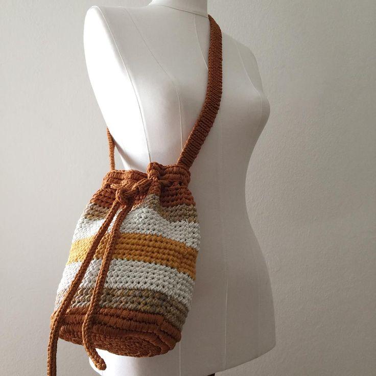 Ginger / Ecru / Mustard Mix Shoulder Bag, BCB003, the handmade shoulder bag by Yudum Ünsal. #bag #shoulderbag #crossbody #crossbodybag #bucketbag #chic #handmade #designer #fashion #çanta #omuzçantası #şık #elyapımı #tasarım #moda #bcb003 #yudumünsal #yoodoomagic #love #instagood #cute #follow #photooftheday #picoftheday #instadaily