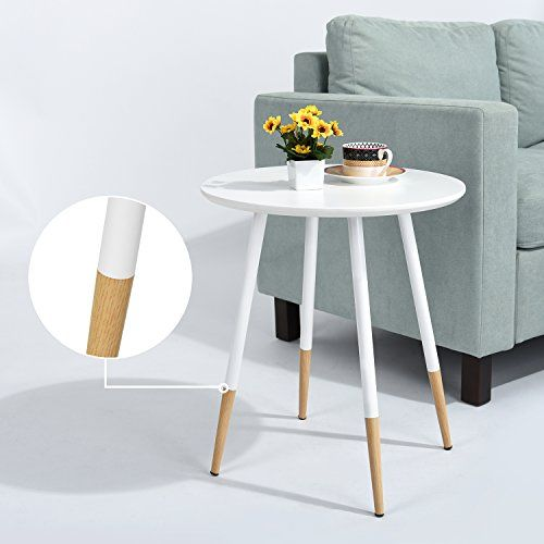 Wo Side Table Coffee Small Round Office E