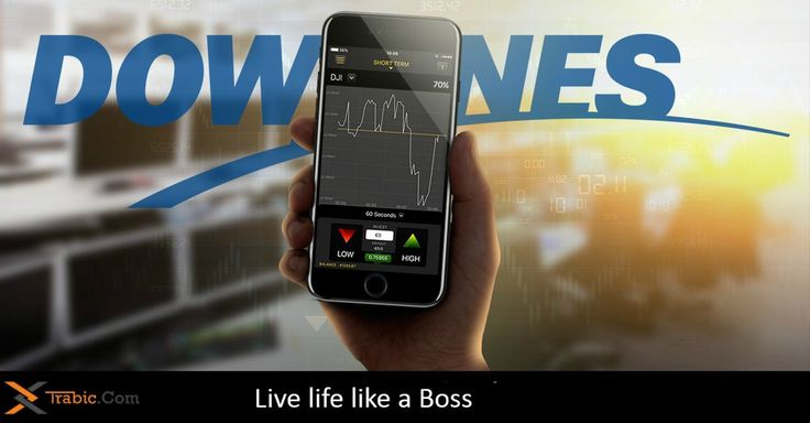 The news: The Dow Jones hit all-time highs and closed above 19,000 yesterday. The question: Will it start falling or continue to rise? The choice: You can #trade #binaryoptions here: http://2.gp/Hcsb Live life like a Boss