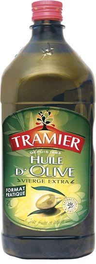 Huile d'olive Vierge Extra en bouteille de 2L - Tramier