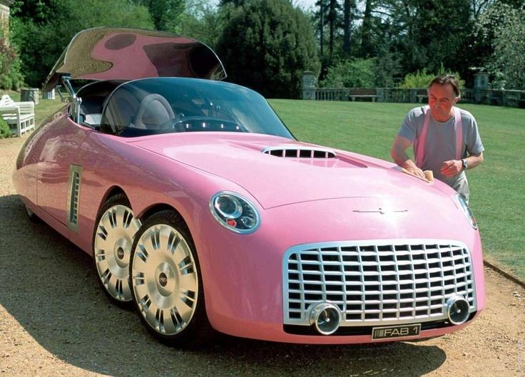 2004 Ford Thunderbird FAB 1 Concept
