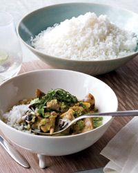 Green Curry Chicken Recipe from Food & Wine