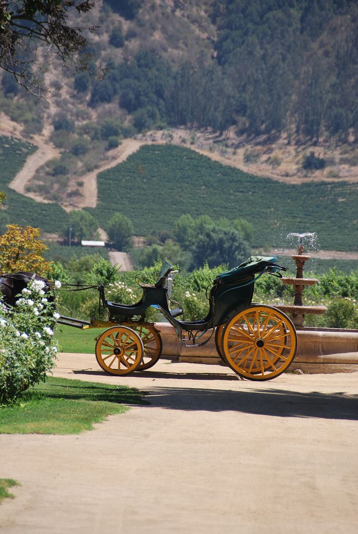 Maipo Valley, Chile - The Maipo Valley is a significant wine-producing region of Chile, surrounding the national capital, Santiago. It is considered the home of Chilean wine, as it was here that the first wines were produced in the mid-16th century.