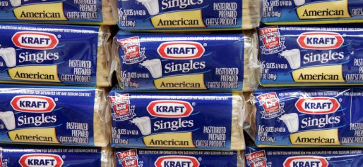 Kraft Fake Cheese Now Considered 'Health Food' By Government