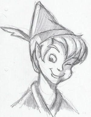 *Peter Pan* - peter-pan Fan Art