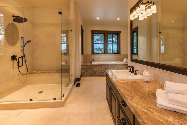 17 best images about bathroom on pinterest skylights for Luxury lake tahoe homes for sale