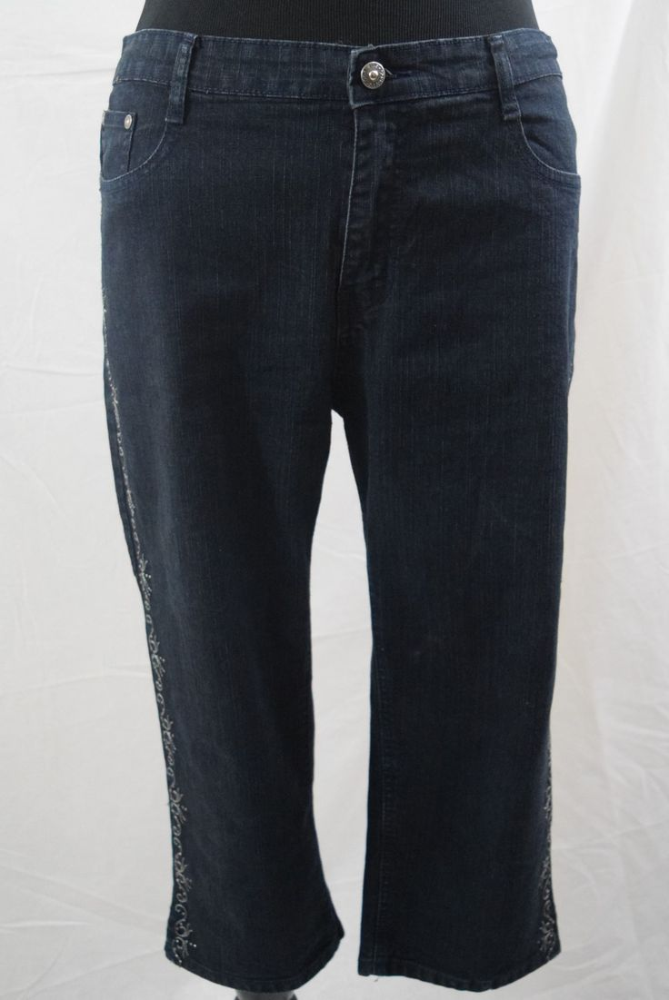 #W50 Cos Jeans Capris