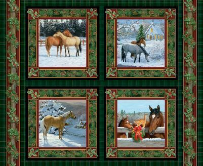 603 best Holiday sewing guide. images on Pinterest | Cakes ... : horse quilting fabric - Adamdwight.com