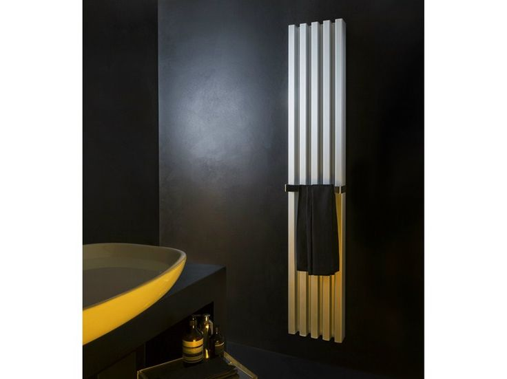 Termoarredo verticale a parete SOHO BATHROOM - Tubes Radiatori