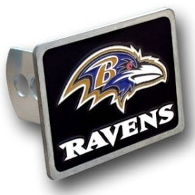 Baltimore Ravens Trailer Hitch Cover Z157-5460325180