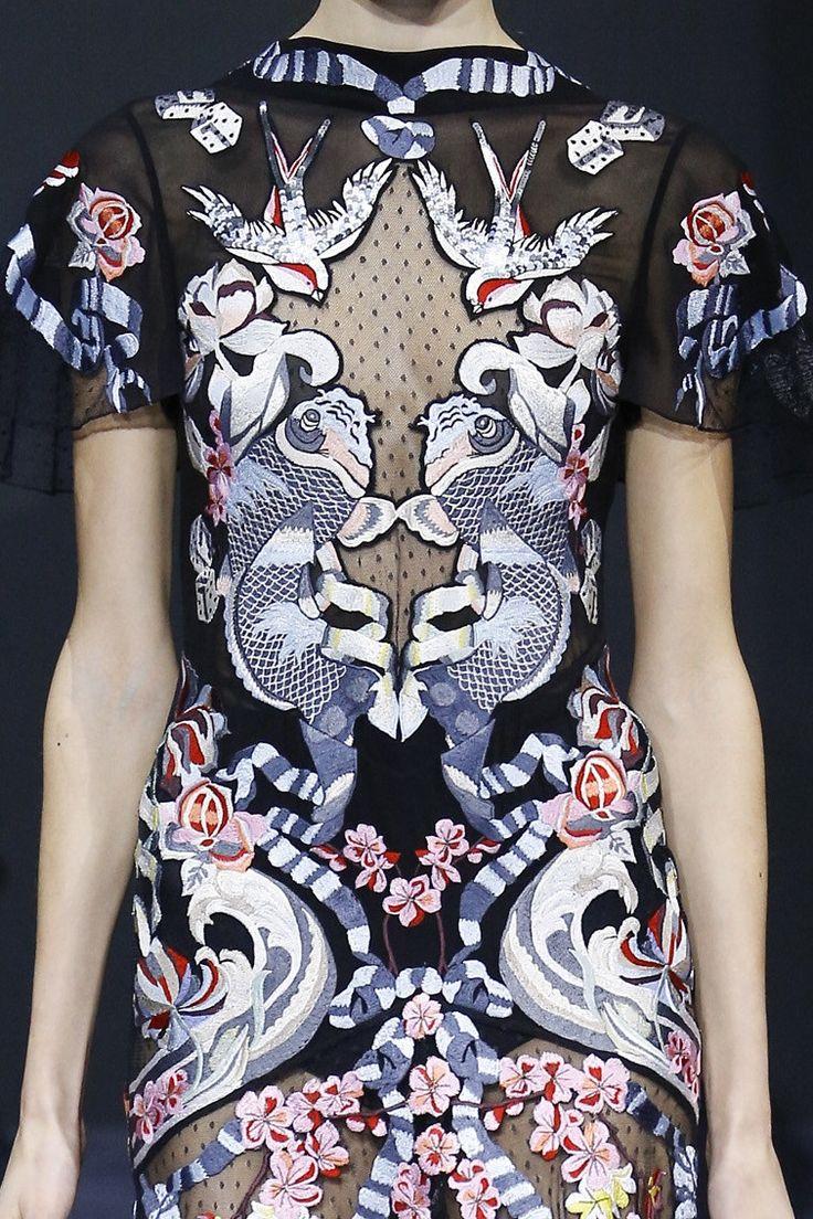 Temperley London | London Fashion Week | Fall 2016