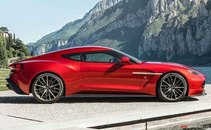 2016 Aston Martin Vanquish Zagato Coupe