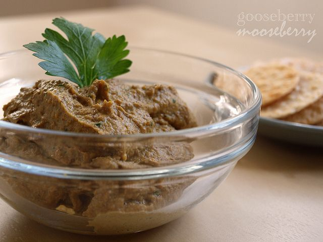 how to make chicken liver pate without alcohol