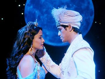 Musicals at Home: First Listen To Aladdin's Broadway Cast Album