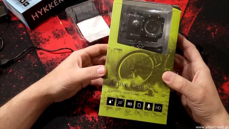 Hykker Road Trip 2 - kamera samochodowa z biedronki za 69.90zł / recenzja