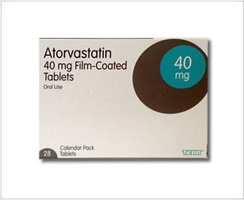 Atorvastatin is in a group of drugs called HMG CoA reductase inhibitors or stains. it is used to treat high cholesterol, and to lower the risk of stroke, heart assault. www.betterlifepharmacy.com