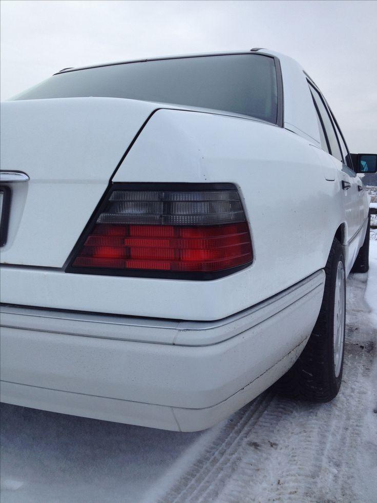 W124 Mercedes E420 1993