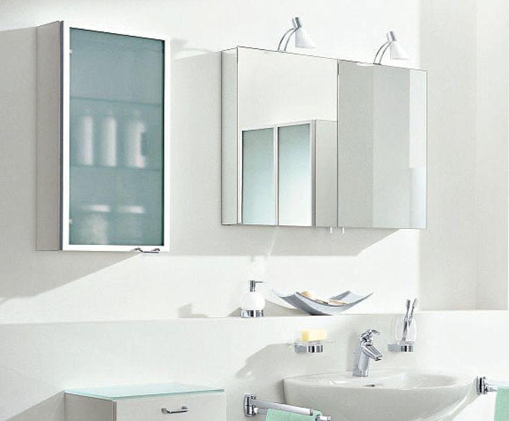 b and q tall bathroom cabinets