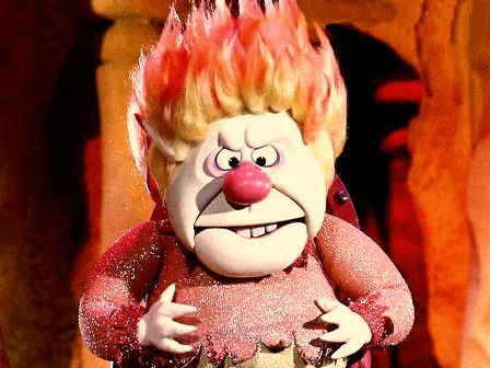 year without a santa claus -Heat Miser