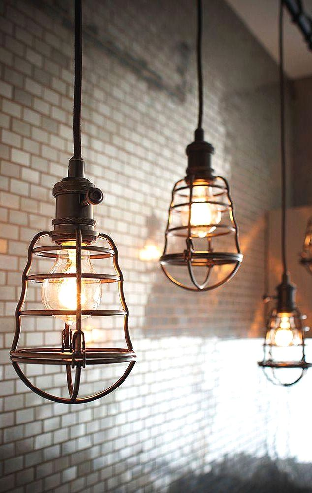 Industrial lighting fixtures vintage Barn Vintage Industrial Lighting Ideas 10 Awesome Vintage Industrial Lighting Fixture Ideas To Nail Your Urban City Pinterest Interesting Industrial Lighting Ideas In 2019 Lighting Let It