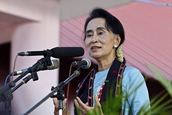 Aung San Suu Kyi on Narendra Modi and Indian Democracy - India Real Time - WSJ