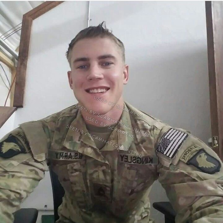 Military romance scams facebook