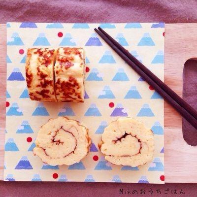 一番簡単♪10分で伊達巻〜チーズ味〜 by Minさん | レシピブログ ...