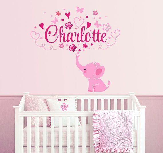 Personalized Wall Stickers For Nursery