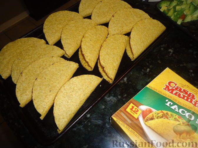 Мексиканские тако (taco)