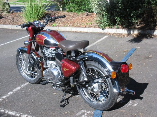 Royal Enfield C5 Chrome - the dream bike - sturdy, rough 500cc 4 stroke motor, not made in India anymore but some say that isn't the worst decision...losing a bit of authenticity I reckon