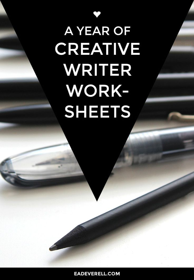 This year's worksheets are aimed at exploring what it means to be a writer… What is our relationship to our writing? How can we draw on our life experiences in order to become better writers? How can writing improve our lives? Things I Love Modalities Writer's Statement Artistic Movement Becoming a Writer Dislike to Like Private…