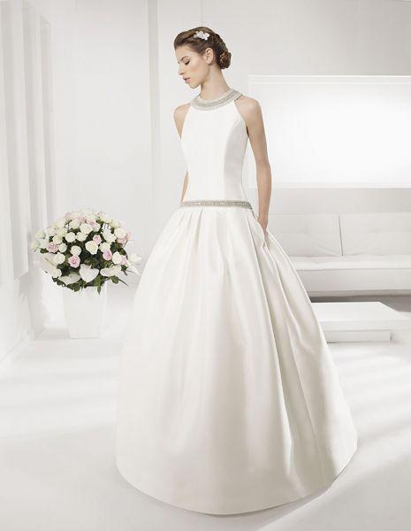 Vestidos de novia con bolsillos 2017: Los pequeños detalles marcan la diferencia Image: 30