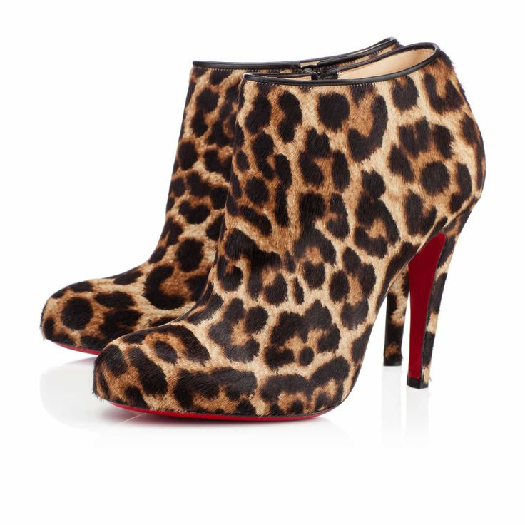 Christian Louboutin Women Heeled and Flat Ankle Boots : Discover the latest  Women Heeled and Flat Ankle Boots collection available at Christian  Louboutin ...
