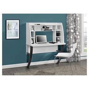 Jace Wall Mounted Desk - Ameriwood Home : Target