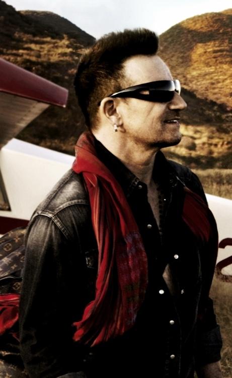 #U2 #Bono